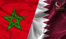 صورة سفير المغرب بقطر يصفع دول التحالف الخليجي و يصرح : نعتز بالعلاقات الدبلوماسية مع الدوحة منذ 46 سنة