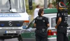 صورة الشرطة الألمانية: اعتقال شخصين للاشتباه بتحضيرهما لهجوم في البلاد