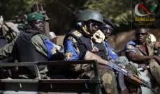 صورة مقتل 25 جنديا و15 مسلحًا بمعارك عنيفة في مالي