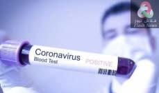 صورة جامعة جونز هوبكنز الأميركية: تسجيل أكثر من 1.2 ألف وفاة جديدة جراء فيروس كورونا