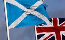 صورة رئيسة وزراء إسكتلندا: استقلال البلاد لن يصرف الانتباه عن جائحة فيروس كورونا