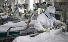 """صورة تسجيل 471 حالة وفاة و22857 إصابة جديدة بفيروس """"كورونا"""" في روسيا"""